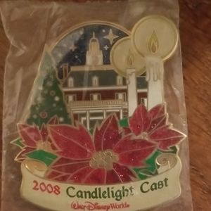Disney 2008 Candlelight Pin